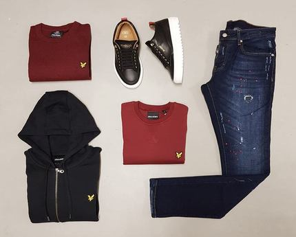 Lyle & Scott Online Shop