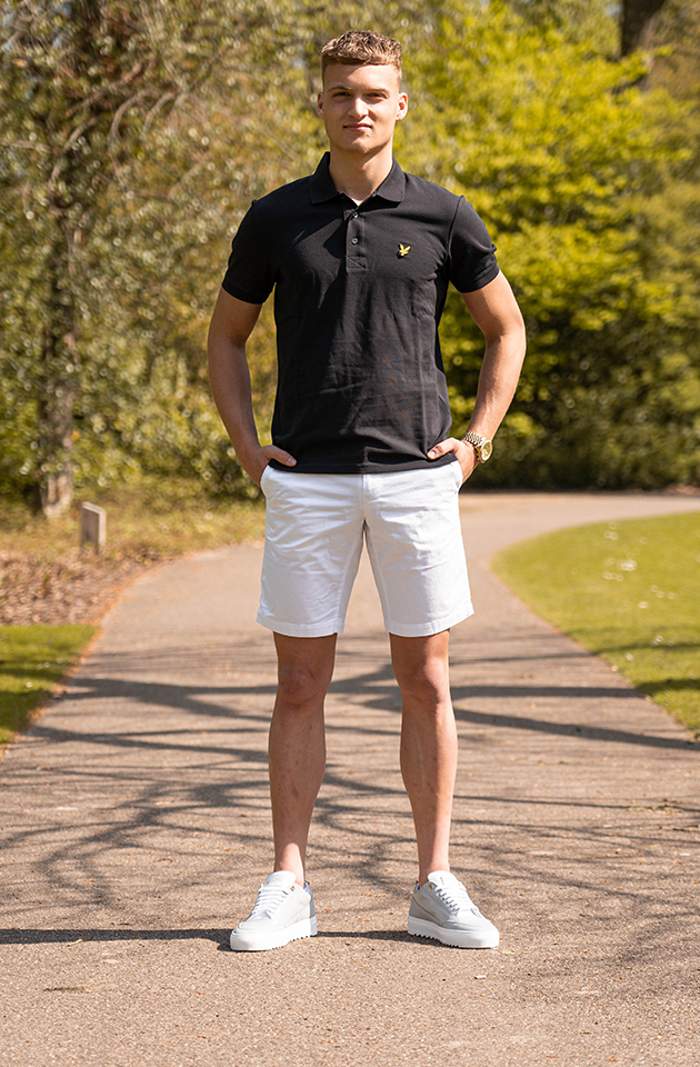 Lyle and Scott Look Zomer
