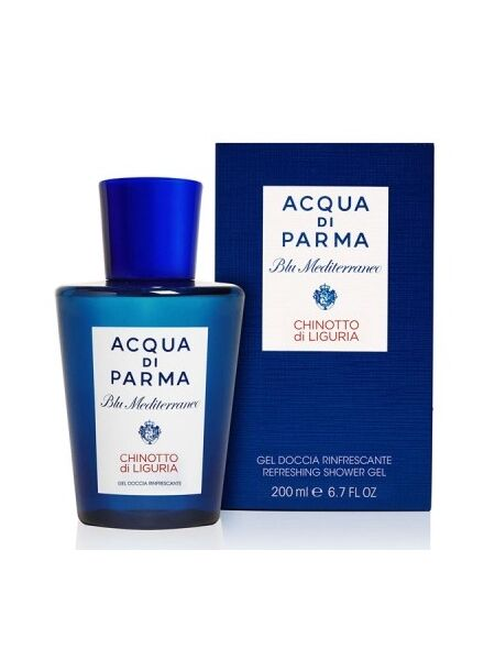 acqua di parma Geur acqua di parma Chinotto shower gel 200ml .