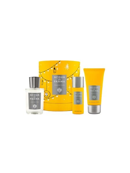 Acqua di Parma Colonia Pura Coffret 2020 .