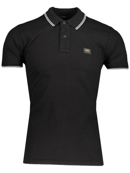 denham Regency Polo sip Black