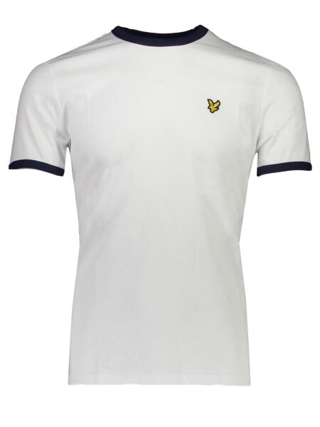 Lyle and Scott Korte mouw t-shirt Lyle and Scott TS705V! Z660