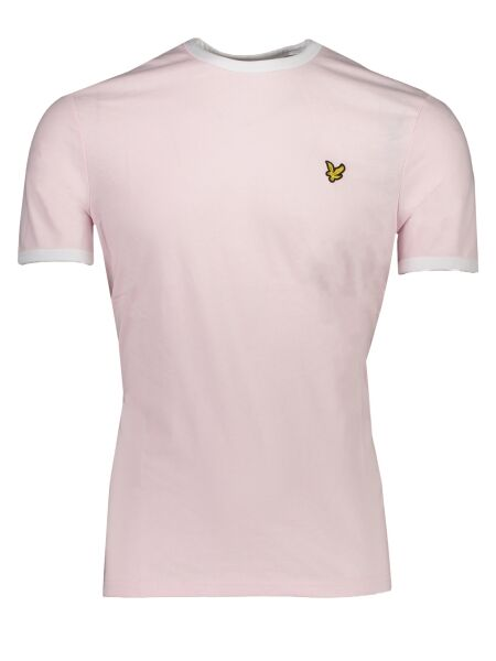 Lyle and Scott Korte mouw t-shirt Lyle and Scott TS705V! W398
