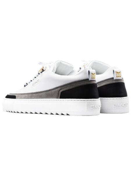 Mason Garments Sneaker Mason Garments FW19-15D White