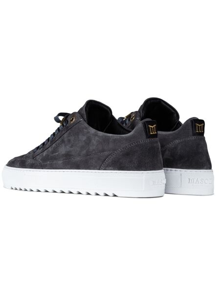 Mason Garments Sneaker Mason Garments Tia suede shark 3e SHARK/GREY