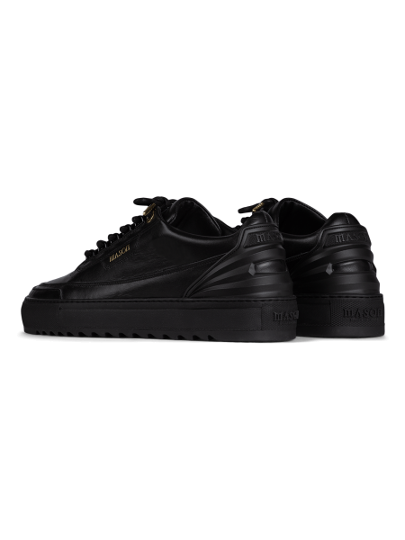 Mason Garments Sneaker Mason Garments FW20-20D Black