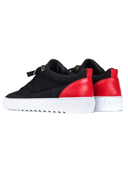 Mason Garments Sneaker Mason Garments SS19-24A Black
